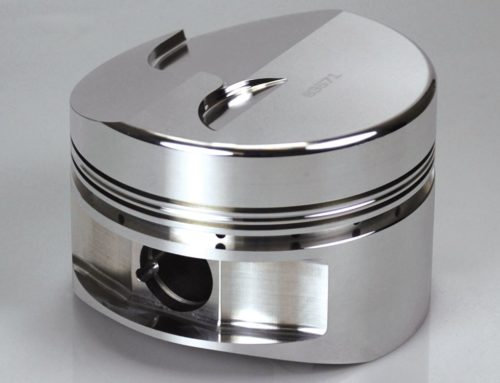 NEW PRODUCT: Chevy 409 Pistons For Use With Edelbrock Performer RPM Cylinder Head in 10.5:1 Compression