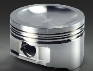 How to determine right or left piston