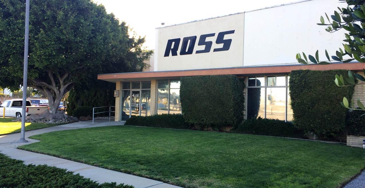 Ross Racing Pistons Company Headquarters In El Segundo California