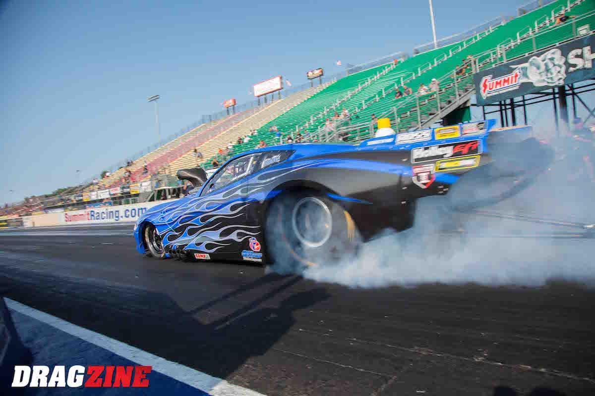 Tony Bischoff Jim Widener BES Racing Engines Ross Powered C7 Corvette