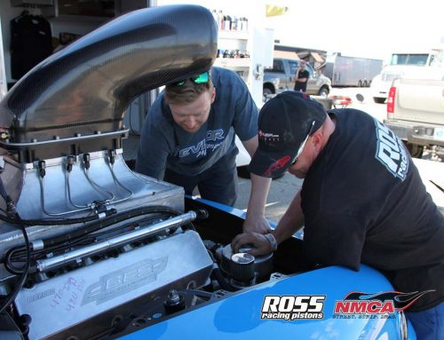 BES Racing Engines Nick Bacalis Looks Poised For A Killer 2018 Season