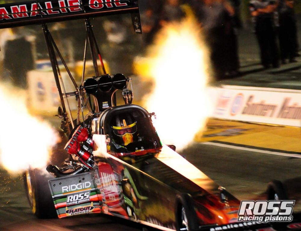 Terry McMillen wins Top Fuel at 2017 NHRA Toyota Nationals