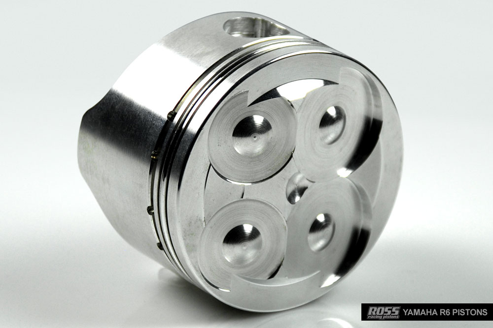 Ross Racing Pistons Motorcycle Pistons
