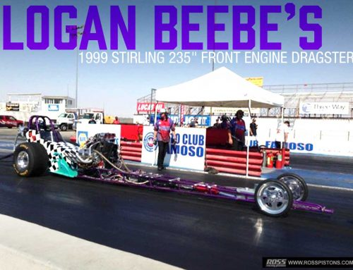 Logan Beebe's 1999 Stirling 235″ Front Engine Dragster