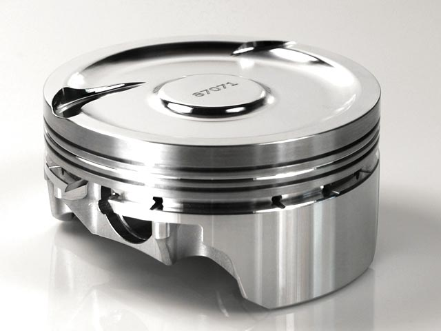 Ross Racing Pistons In Stock Chevy LS Pistons For Nos Turbo