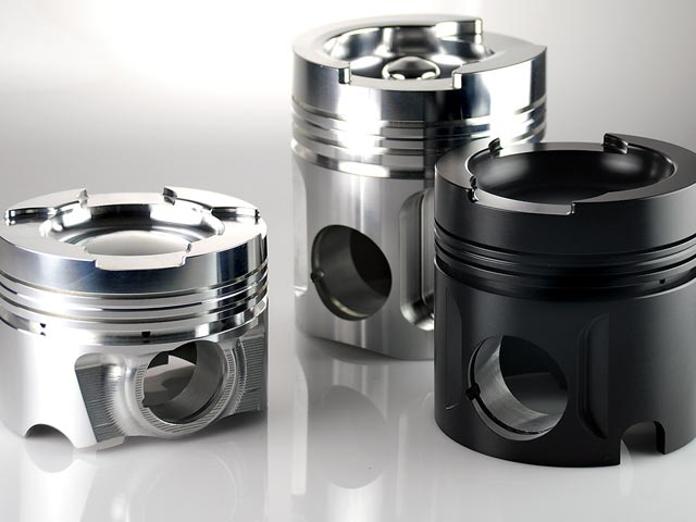 Ross Racing Pistons Chevy Duramax Piston Press Release