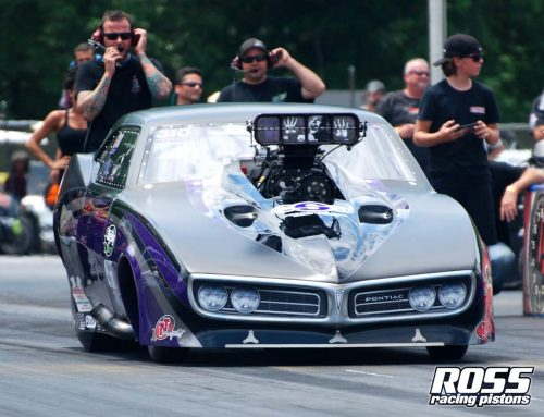 "Getting To Know Melanie Salemi and her '68 ""Purple Reign"" Firebird"