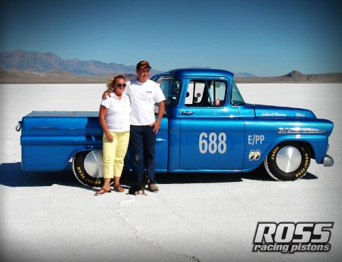 Racer Spotlight: Larry Lancaster's Record Setting 59′ Chevy