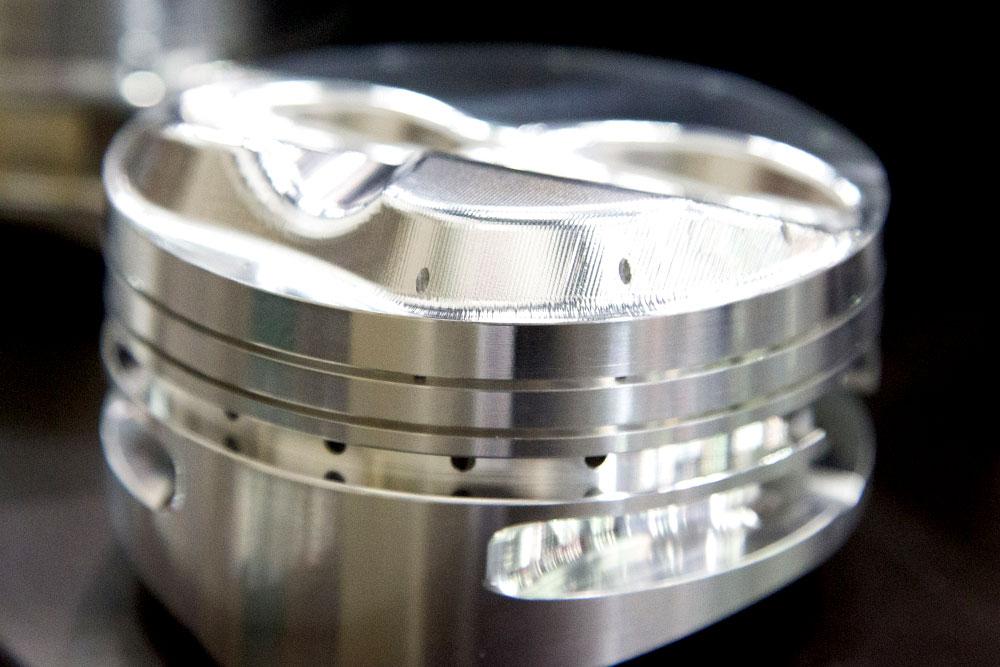 3D Digitizations Max Compression Custom PIstons