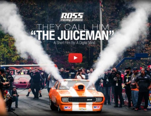 "Video: Interview With Michael ""The Juiceman"" Martin"