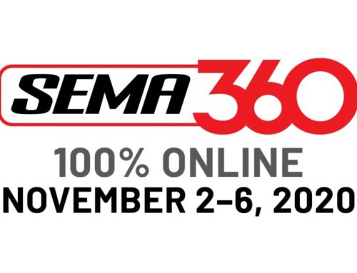SEMA 2020 Schedule